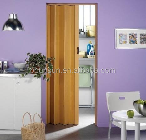 Dapur Pvc Concertina Pintu Lipat Akordeon Cantik Interior Product On Alibaba