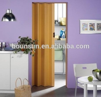 Kitchen PVC Concertina Doors Folding Door : concetina doors - Pezcame.Com