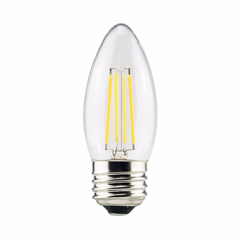 C35 led filament bulb hidden camera light bulb 2w/4w/6w
