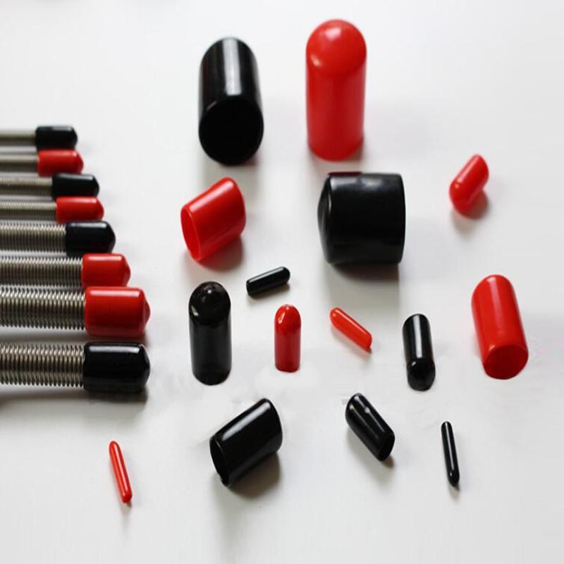 M2-m50 Rubber Cover Silicone Vacuum Cap High Temperature Plating Spray  Threaded Rubber Cap Cover - Buy Silicone Thread Protector,Silicone Vacuum