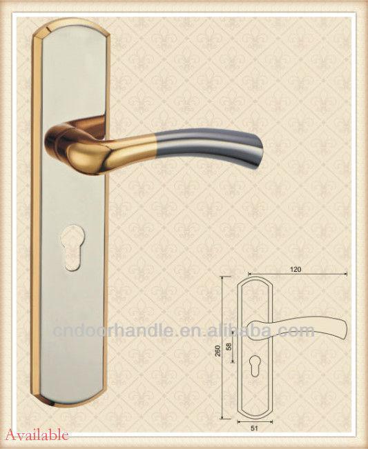 Venta al por mayor manillas para puertas interiores compre - Manillas de puertas de interior ...
