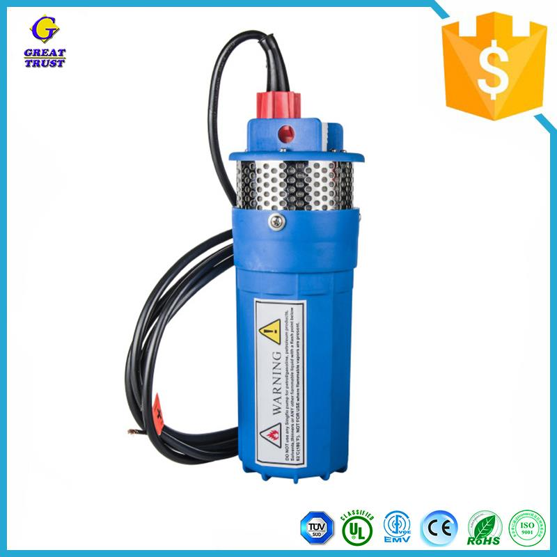 Brand new deep well submersible solar pump high pressure