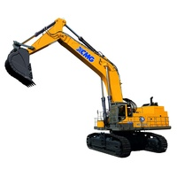 High quality XE1300C heavy equipment rc crawler excavator for sale