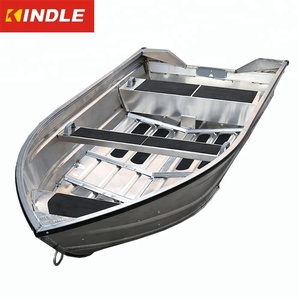 New Best All Welded Aluminum V Hull Fishing Boats For Sale