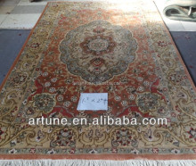 Household pure wool area rugs and carpets