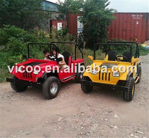 110cc 125cc 150cc Mini Jeep Willys