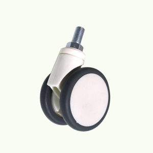 Medical Caster for Hospital Bed medical Caster Wheel TPR caster