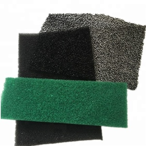 Korea water filter open cell reticulated polyurethane foam reticulated foam