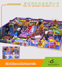 2017 Hot selling good quality indoor children playground for sale TY-17067