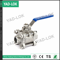 YAD-LOK Wholesale Products ss ball valve price list india