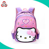 2015 Cute Cartoon Canvas Cheap Kids School Bag for girls