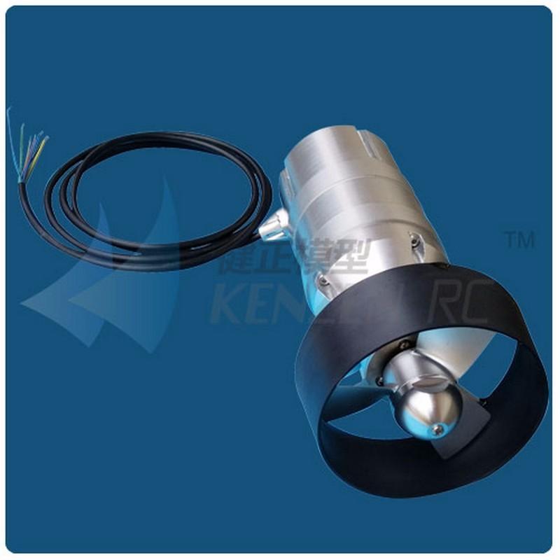 Thrust 12KG Depth 300M 48V Brushless Motor with Hall Sensor