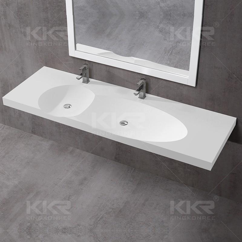 cuarto de bao vanidad lavabo comercial para hotel