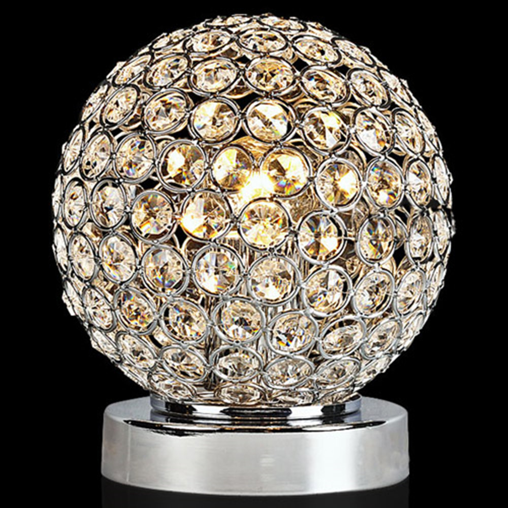 Crystal Table Lamp, Crystal Table Lamp Suppliers And Manufacturers At  Alibaba.com