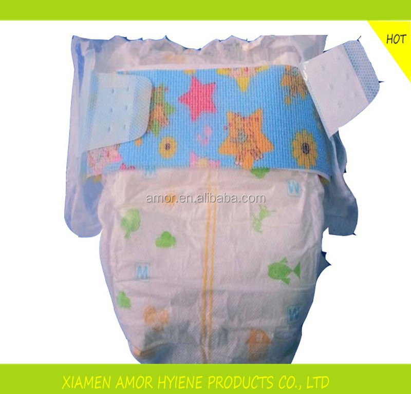 Best Selling New Products Disposable Baby Diapers manufacturer China