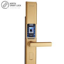 Good Price 304 Stainless Steel Hotel Rf Card Door Top Quality Smart Lock