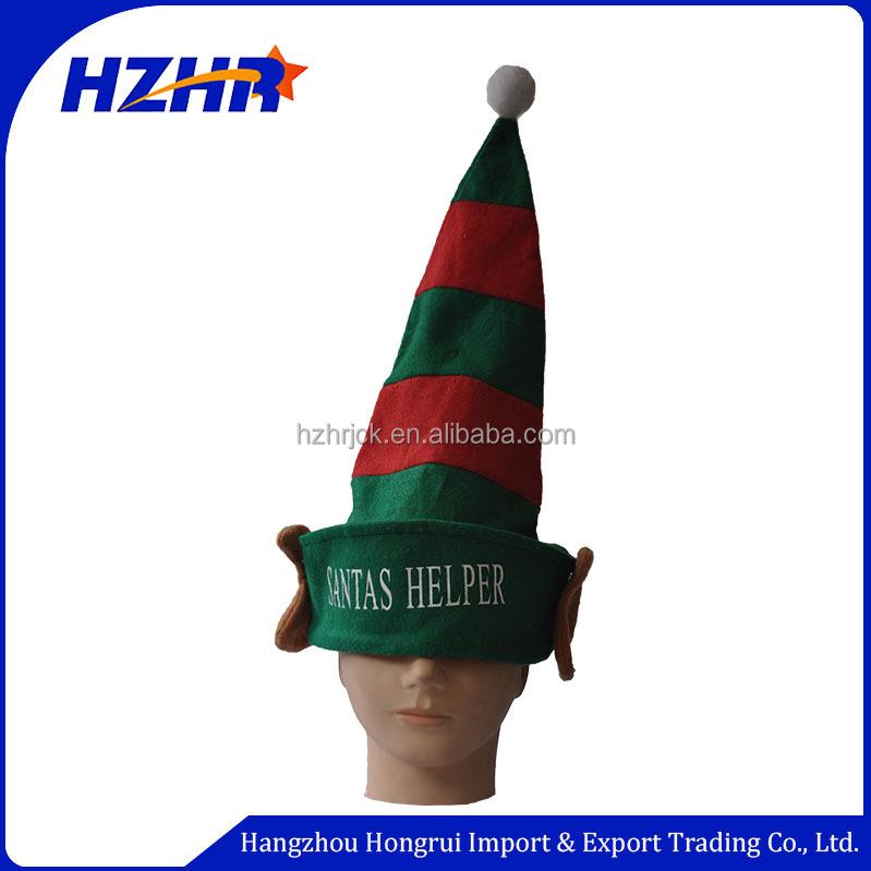 Green Santa Hats, Green Santa Hats Suppliers and Manufacturers at ...
