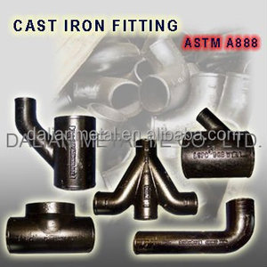 T style Stocklot Beaded Galvanized Malleable Cast iron Pipe Fittings