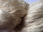 100% raw silk knitting yarns wholesale