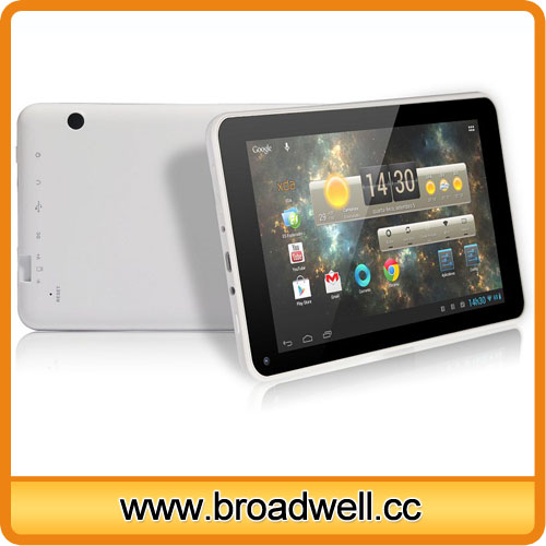 New Fashion Cheap Android 4.2 Rockchip 3026 Dual Core Cortex A9 1.0GHz 7 inch tablet external 3g module