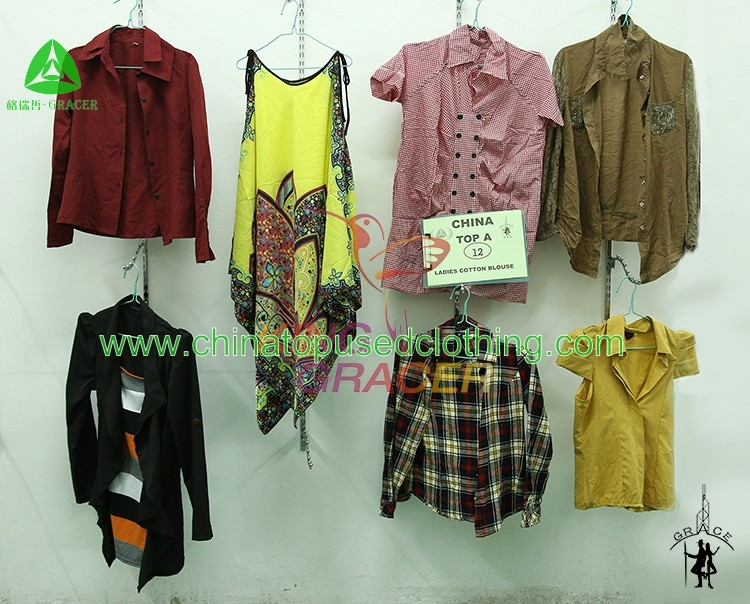 China T Shirt Factory Used Clothing Supplier For Sale Hot Sale In ...