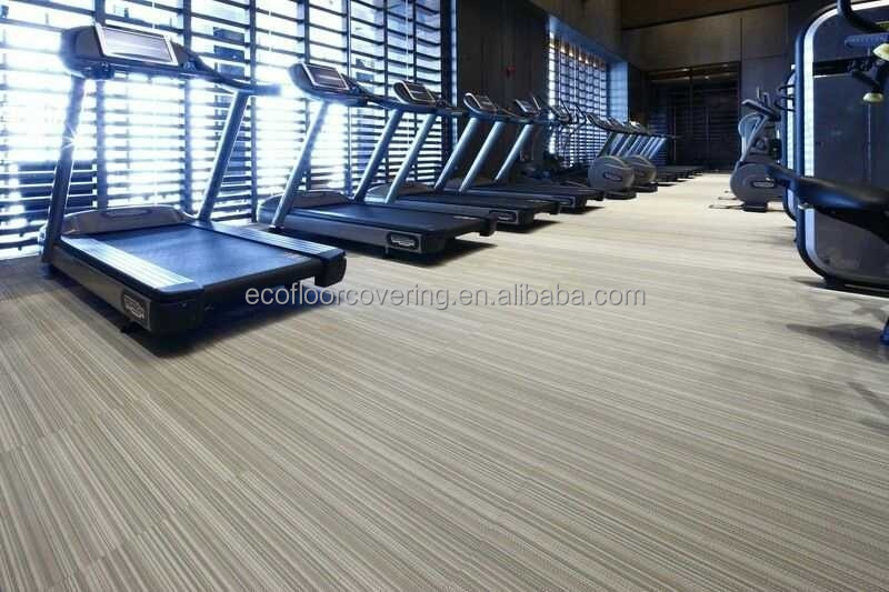 2014 New And Versatile Gym Flooring For Fitness Floor With