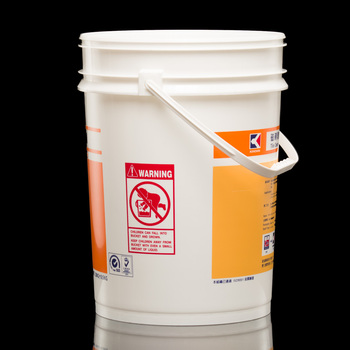 20 to 23 liter Screen Paint Bucket For Ink Coating