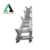 safety rail aluminium wide step a shape ladder
