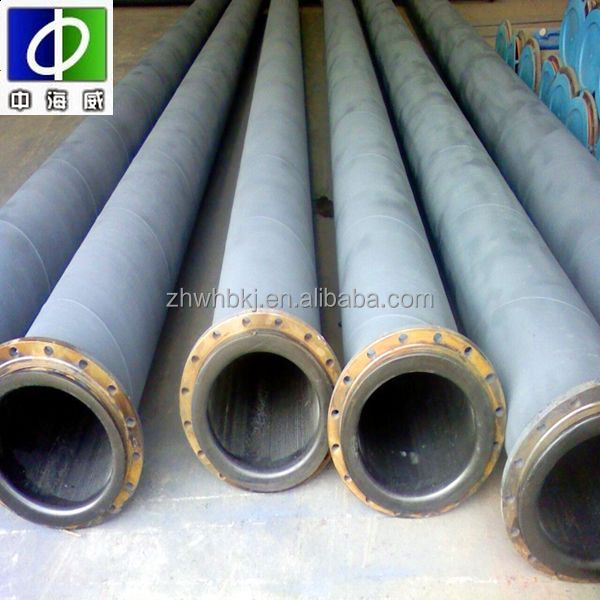 Dust Extraction Systems rubber lined bend made in china