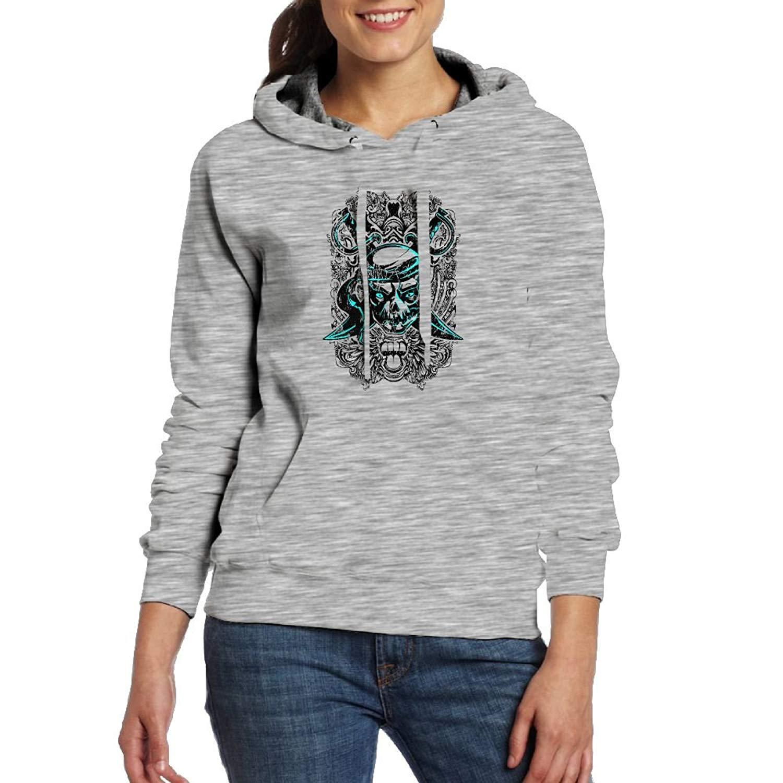 WE3sd Hoodies Swords Cartoon Funny Women's Long Sleeve Sweatshirt Hoodie Fashion Pockets Hoodie Tops Hoodies