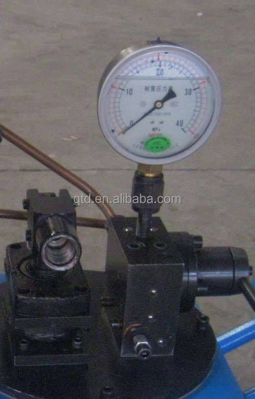 hose cl machine