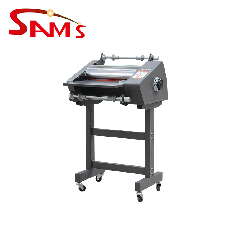 High quality hot roll cold laminating machine FM-3800