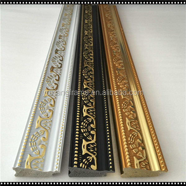 Mirror frame mouldings