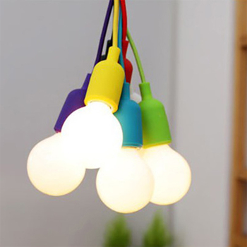 small concrete ceiling lamp silicone canopy with concrete lamp shade modern concrete pendant lamp decorating