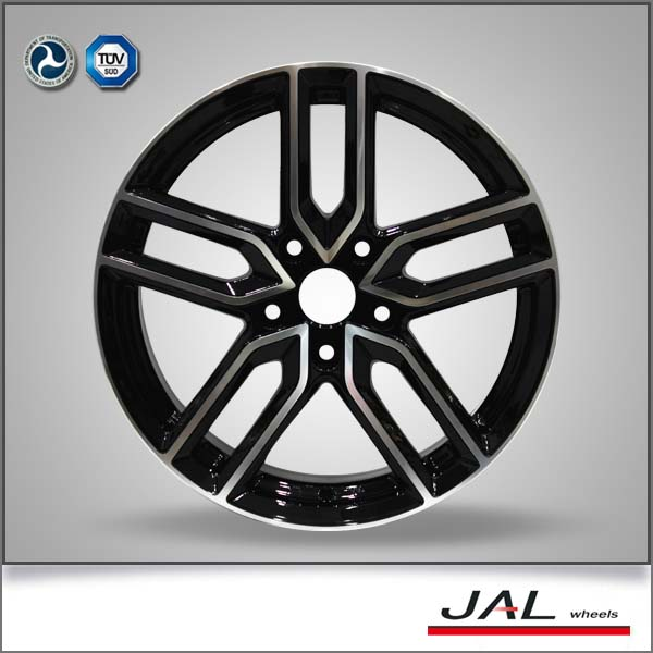 China top quality deep dish wheels 18 inch 4 hole alloy replica rims