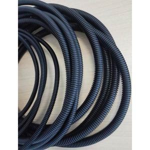 Single Wall Hdpe Pe Nylon Colored Single Wall Hdpe Pe Nylon Colored Plastic Corrugated Pipe Sizes