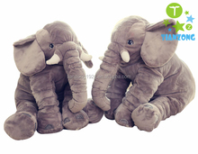Supply Plush Stuffed Animal Toy Giant Baby Elephant Pillow