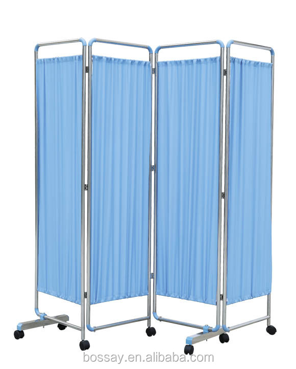 Hospital Ward Folding Screen/Hospital Bed Screen