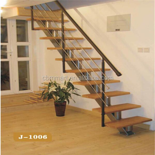 Popular Single Stringer Straight Stair   Buy Single Stringer Stair,Single  Stringer Stair,Steel Stair Stringer Product On Alibaba.com