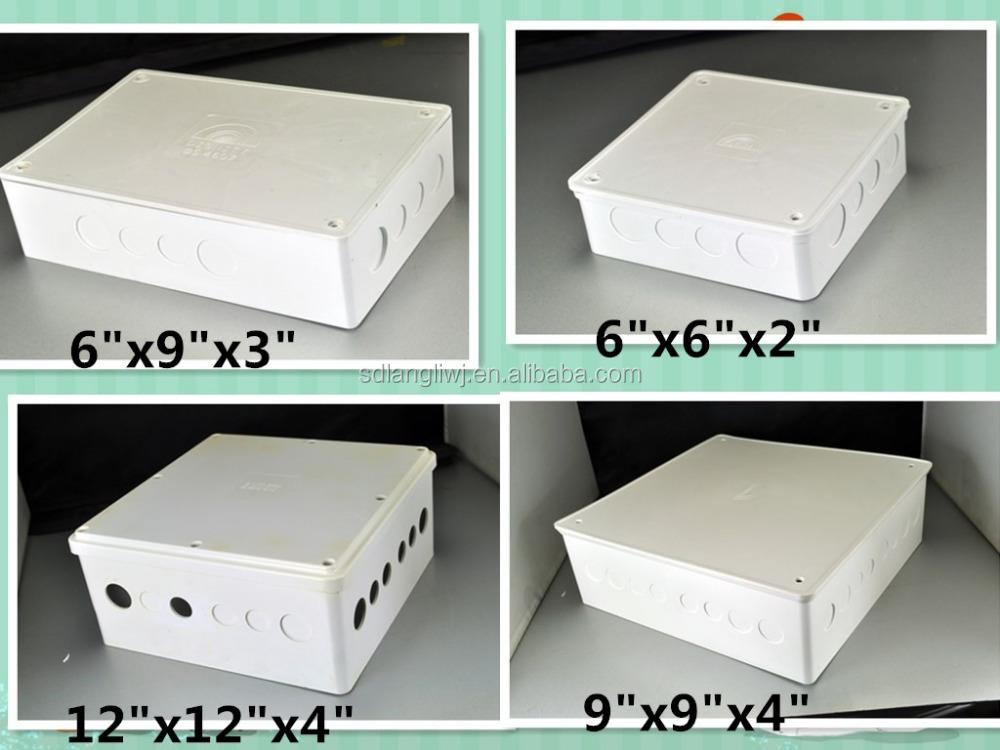 Langli Hot Sell Pvc Electrical Box / Junction Box/waterproof Box - Buy Pvc Junction Box With 305x305x80mm CoverWaterproof Electrical Boxes Ip65Round ... & Langli Hot Sell Pvc Electrical Box / Junction Box/waterproof Box ... Aboutintivar.Com