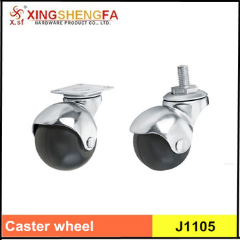Metal Furniture Wheels Small Caster Wheelj1105