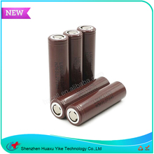 Dry cell rechargeable battery 3.7v 18650 2C LG 18650 li ion battery 2800mah