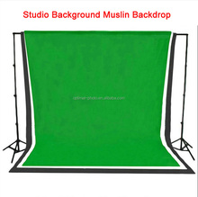 Seamless Solid Chromakey Colors Photography Photo Studio Background Muslin Backdrop