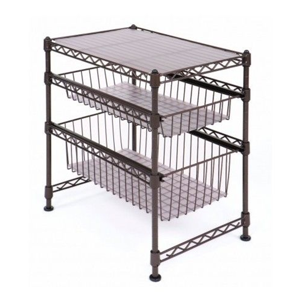 Sliding Wire Basket Drawers, Sliding Wire Basket Drawers Suppliers And  Manufacturers At Alibaba.com