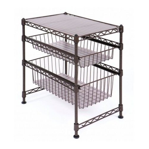 Sliding Wire Basket Drawers Supplieranufacturers At Alibaba