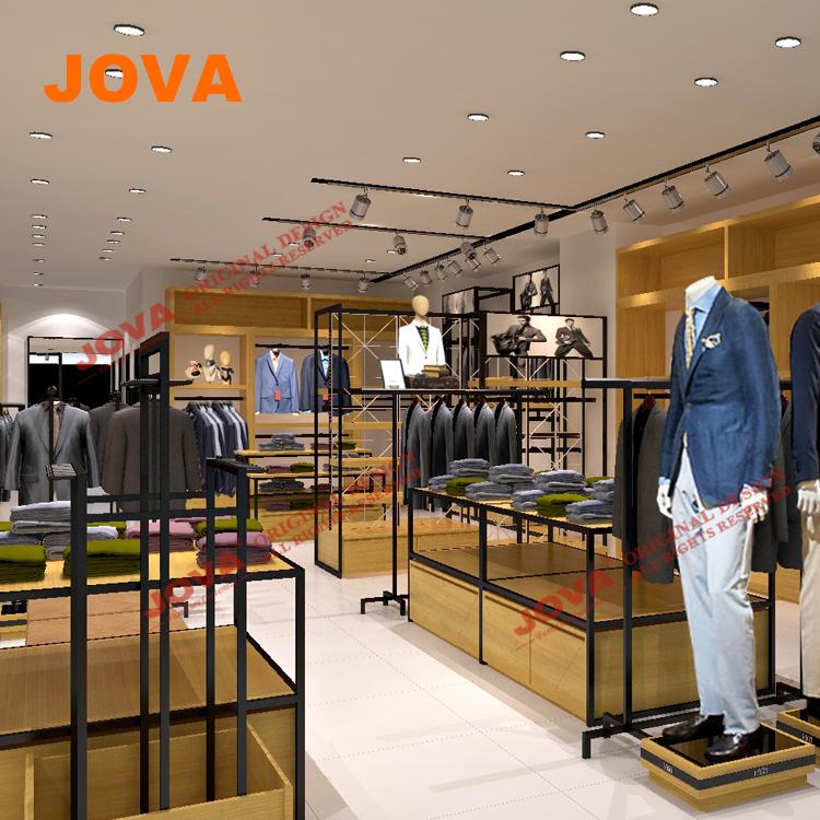 Clothing Store Display Showcase Ideas Design For Men Garment - Buy Clothing  Display Ideas,Store Design For Garment,Clothing Display Ideas Product on ...