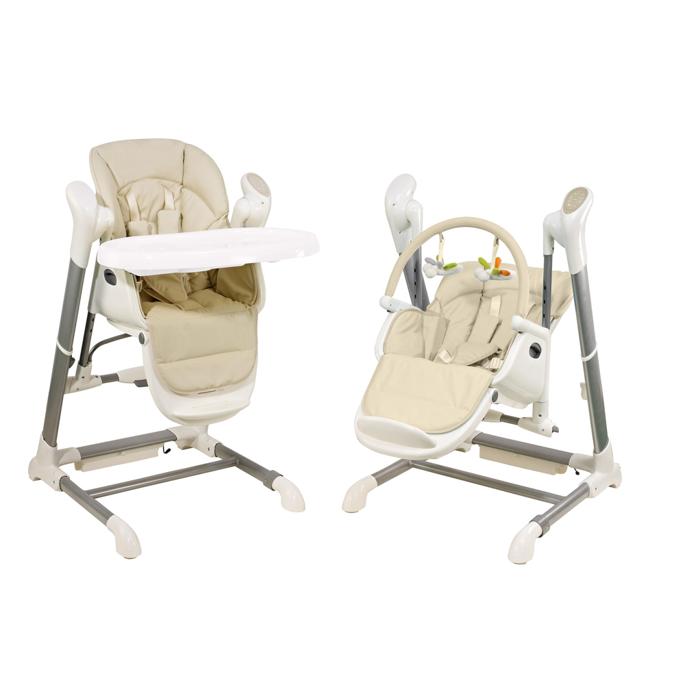 3 in 1 baby dining chair hot sale foldable and portable baby high chair for promotion