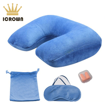 Hot Sale Airline Travel Set Sleep Mask With Other Travel Kit