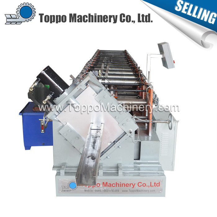 Automatic C Purline Roll Forming Machine