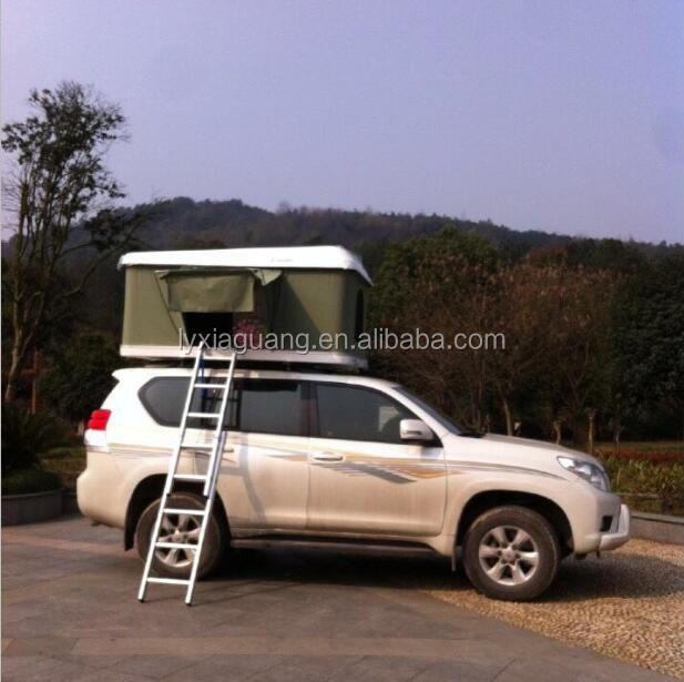 hawk wing roof top car tent awning